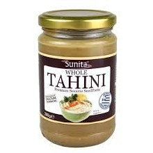 Org Whole Tahini