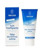 Weleda Toothpaste -salt