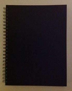 Book Art Sketch Book