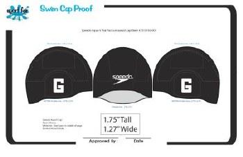 Cap Speedo Dome Black OS