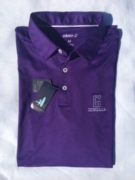 Golf Shirt J-O Birdie Purple M