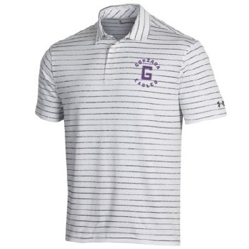 Golf Shirt UA Tour White 2XL