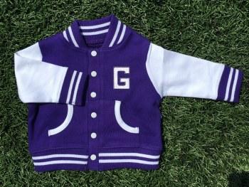Jacket Varsity Inf/Todd P 3T