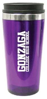 Mug, Travel - purple acrylic