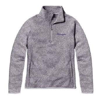 QTR Zip Ladies L2 Grey L