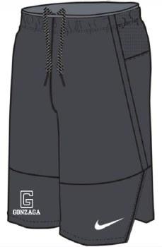 Short Nike Woven Grey S