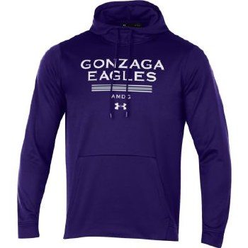 Sweatshirt UA Arm Hdd Purple S