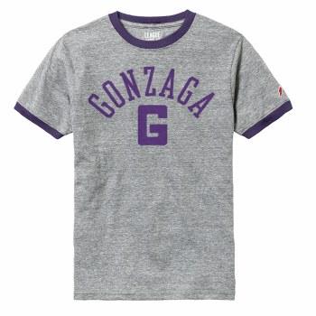T Shirt L2 Ringer Grey M