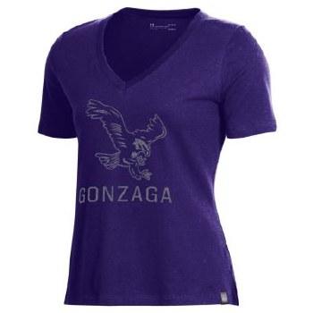 T Shirt Lad UA Perf Purple S