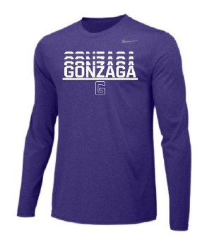 T Shirt Nike Leg l/s Purple M