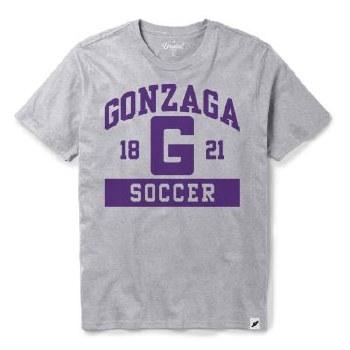 T Shirt Soccer Grey M