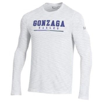 T Shirt UA L-S Vanish Grey S
