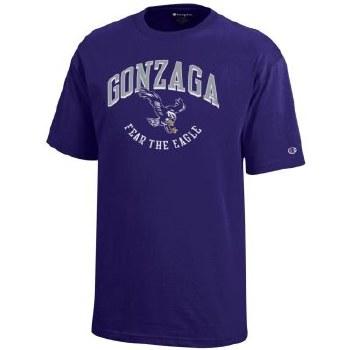 T Shirt Yth Ch Fear Purple YL