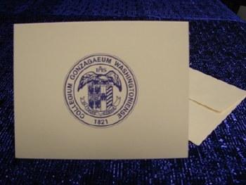 Notecards, Seal