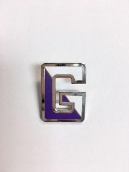 Pin Split G Lapel
