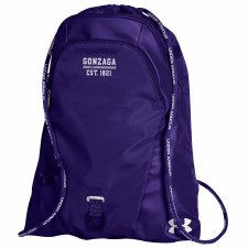 Bag UA String Sack Purple OS