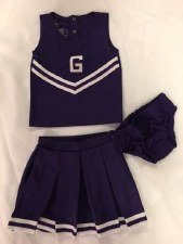 Dress Cheer 3-pc P 2T