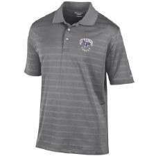 Golf Shirt Chp Text Grey 2XL