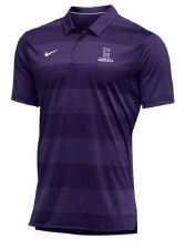 Golf Shirt Nike Auth Purple S