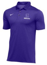 Golf Shirt Nike Tip Purple S