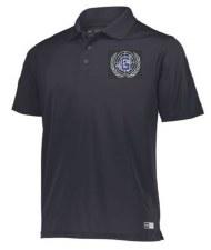 Golf Shirt Russell MUN Grey L