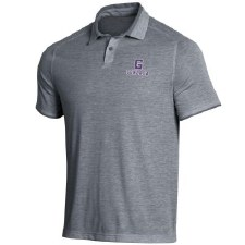 Golf Shirt UA Streaker Grey S