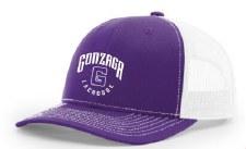 Hat Trucker LCX Purple Adj