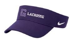 Hat Visor Unisex LCX Purple Ad