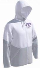 Jacket UA Ladies Squad LCX Whi