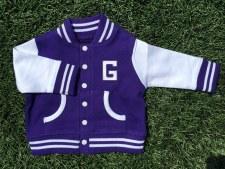 Jacket Varsity Inf/Todd P 0-3