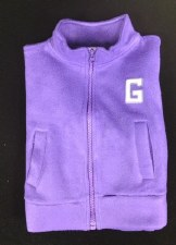 Jacket fleece P 12mo