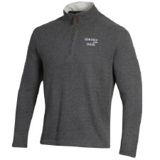 QTR Zip Gear Seaport Grey S