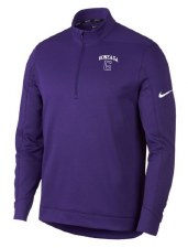 QTR Zip Nike Rep Purple M