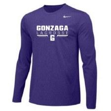 T Shirt Nike l/s LCX Purple 2X