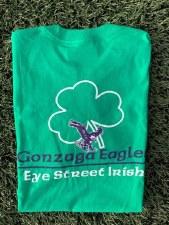 T Shirt Shamrock 3 Green XL
