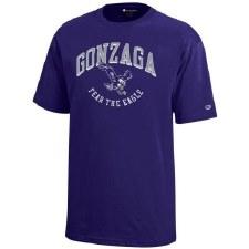 T Shirt Yth Ch Fear Purple YS