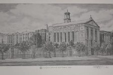 Lithograph by Funkhouser