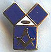47th Problem Lapel Pin