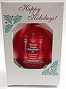 MasonicTemple Holiday Ball Red