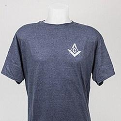 Heather Navy Tee Shirt