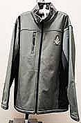Tech Shell Jacket in Gray