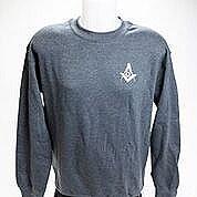 Dk Heather Sweatshirt Large