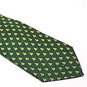 Grand Master's Green Neck Tie