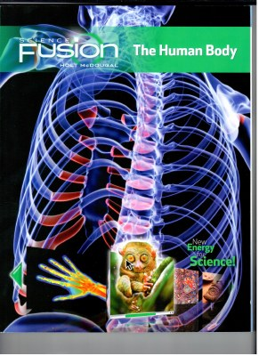 Science Fusion Human Body