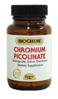 Country Life Chromium Picolinate, 200 vegetarian capsules