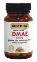 Bio Chem DMAE 350 mg 50 vegetarian capsules
