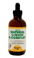 Country Life Liquid Vitamin E Complex 2 fl oz