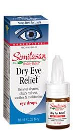 Similasan Dry Eye Relief 10 ml