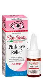 Similasan Pink Eye Relief 10 ml