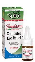 Similasan Computer Eye Relief 10 ml